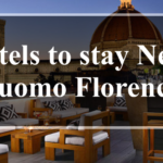 Best hotels near Duomo Florence